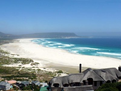 Long Beach at Noordhoek - a popular destination for horseriding